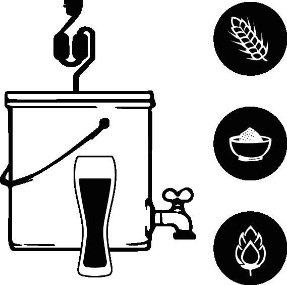 Weizen starterspakket