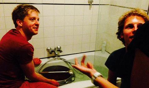 Brouwen in de badkuip