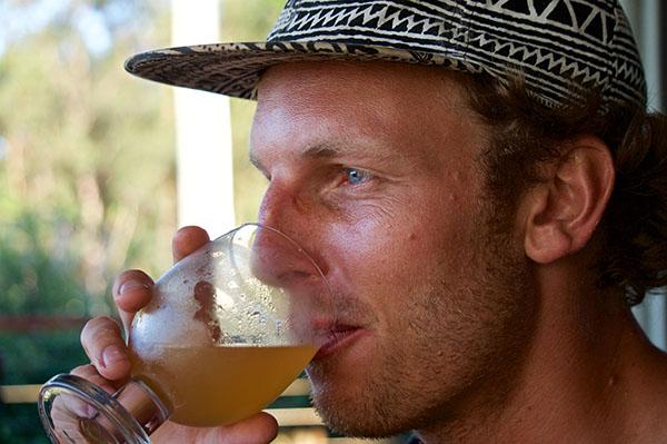 Proost op een goed geslaagde cider