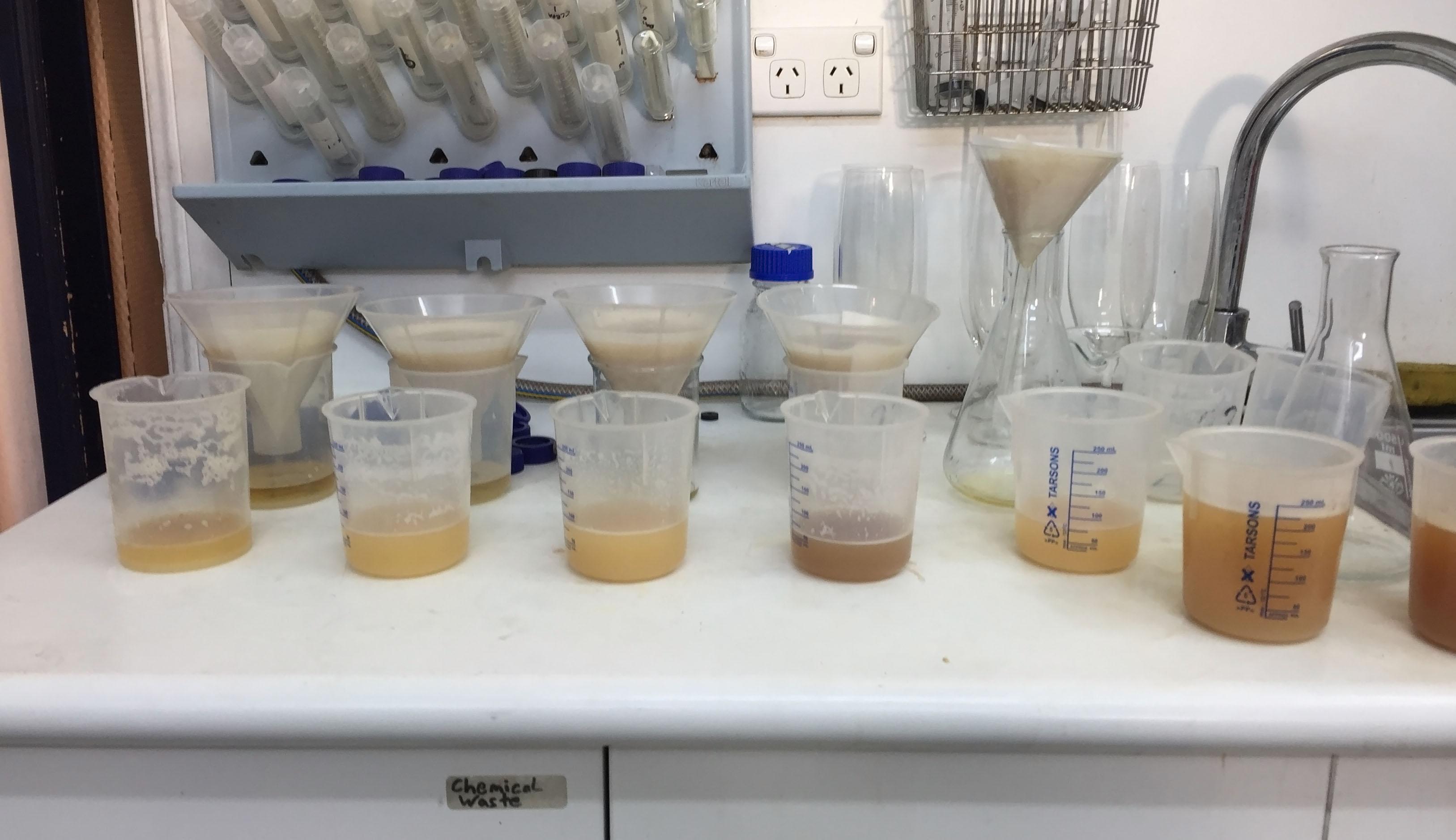Testen in de brouwerij