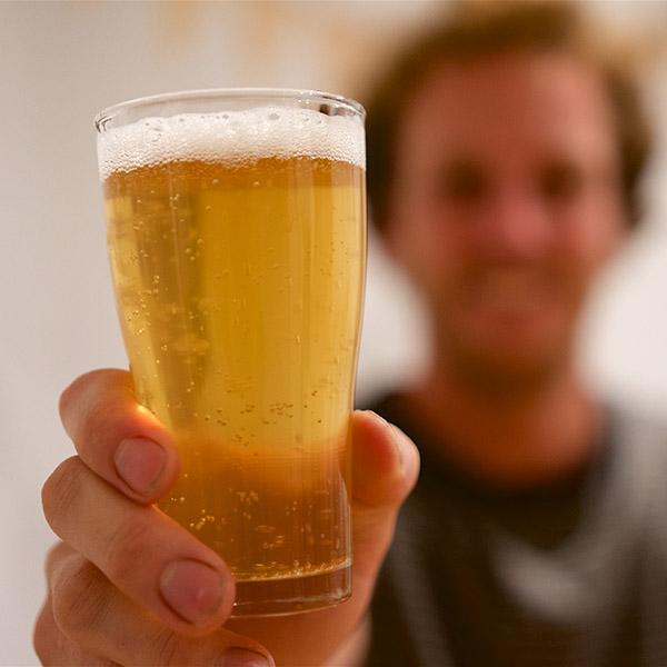 Bier proeven